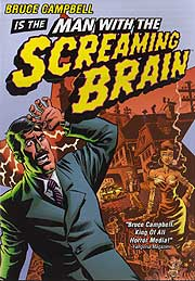 Screaming Brain