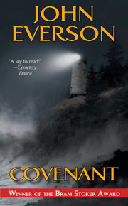 Covenant by John Everson, paperback edition