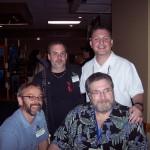 Scott Nicholson, John Everson, Jonathan Maberry, Paul Gifford