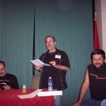 Brian Keene, John Everson, Steve Shrewsbury