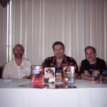 Scott Nicholson, Jonathan Maberry and John Everson
