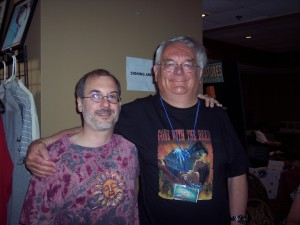 John Everson and Ramsey Campbell