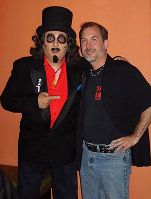 Svengoolie and John Everson