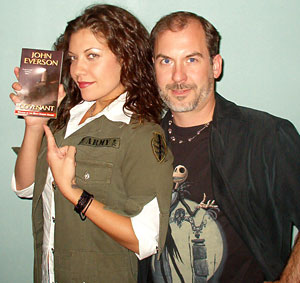 Tiffany Shepis and John Everson
