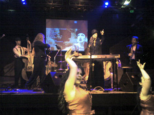 Jill Tracy live at DNA Lounge