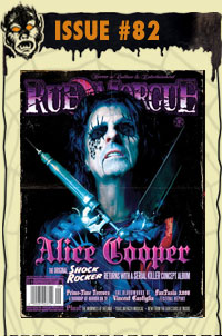 Rue Morgue 82 cover