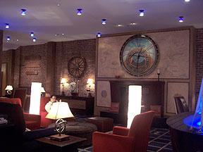 Argonaut hotel lobby