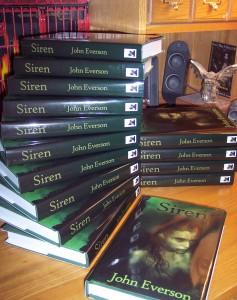 Siren stack