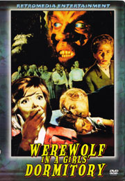 Werewolf in a Girls Dormitory