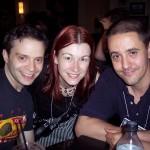 Matt Schwartz, Monica Kuebler, Nate Kenyon