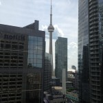 Toronto - view from my hotel