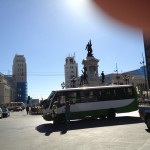 Valparaiso, Chile - Central Square