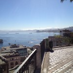 Valparaiso, Chile - ocean view