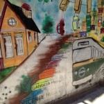 Valparaiso, Chile - local artists commemoration