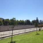 Downtown Santiago - park