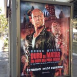 Bruce Willis... in Chile