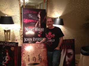 John Everson and NightWhere