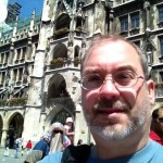 John at Marienplatz