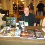 John Everson at the WHC 2013 Mass Signing