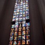 Frauenkirche - stained glass