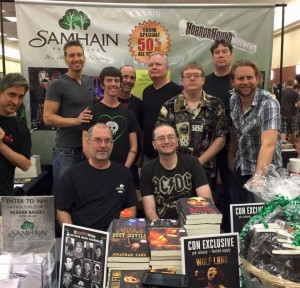 HorrorHound 2015