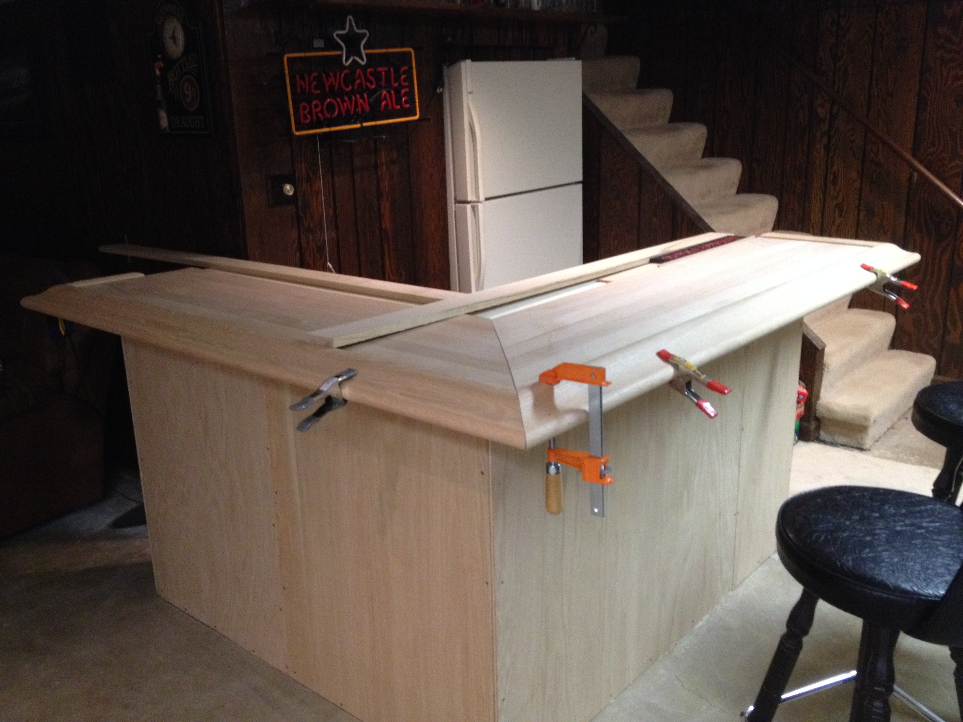 diy basement bar plans. 2014 04 06 18 20 John Everson  Dark Arts Blog Archive DIY How To Build Your