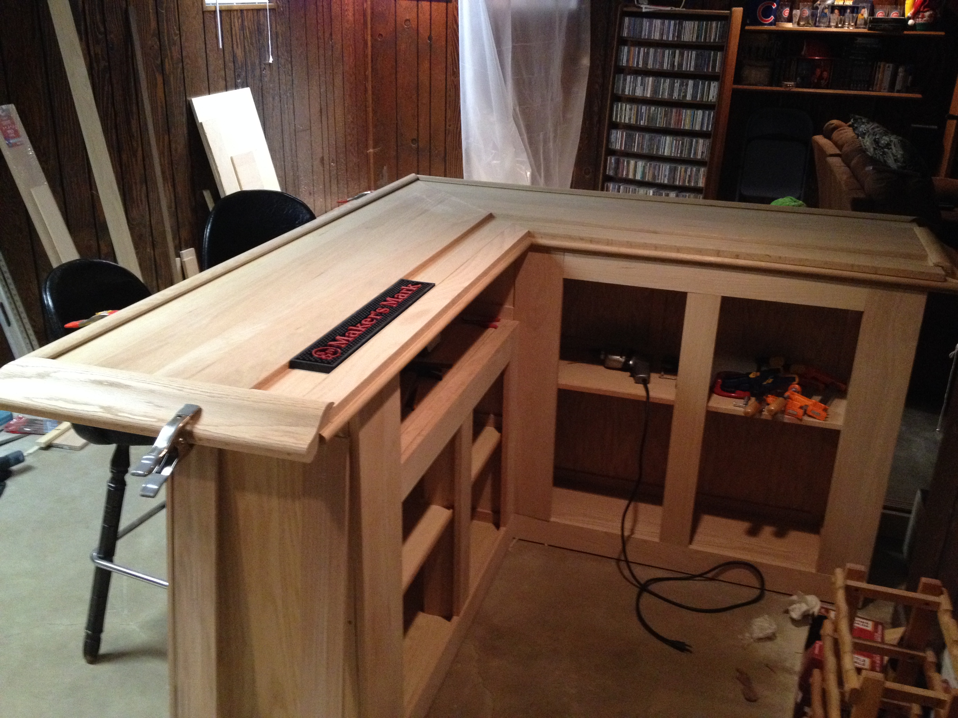 diy basement bar. 2014 04 11 07 02 32  John Everson Dark Arts Blog Archive DIY How To Build Your