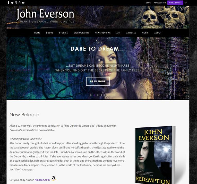 JohnEverson.com Mach 2018