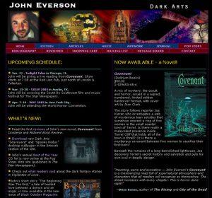 JohnEverson.com Mach 2004