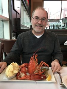 John Everson at Hemenway's Seafood Grill - February 2017