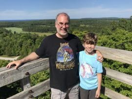 John and Shaun Everson - Door County