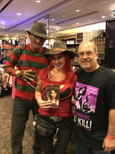 Freddy and Freddy-ette with John Everson - Flashback Weekend 2017