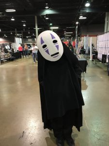 No-Face at - Wizard World Chicago Comic Con 2017