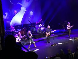 Kansas at Genese Theater, Wheeling, IL- November 2017