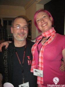 John Everson and Rose O'Keefe