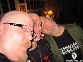 Chad Savage, John Everson, John Skipp