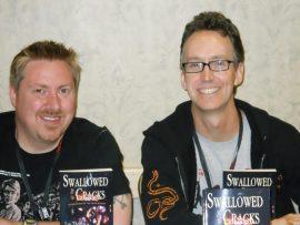 Gary McMahon and S.G. Browne