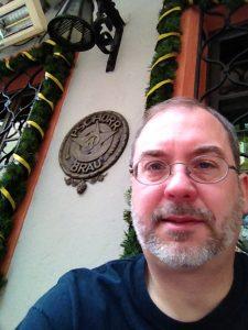 John Everson in Munich, Germany