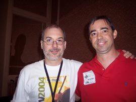 John Everson and Simon McCaffery