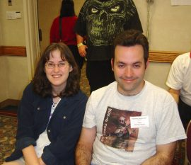 Deena and Matthew Warner