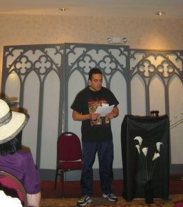 Michael Laimo reads a new short story.