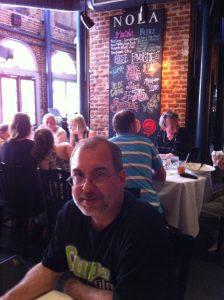 John Everson at Nola