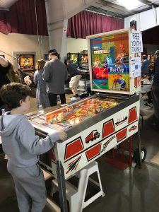 Shaun at the Pinball at the Zoo Youth Tourney - 2017