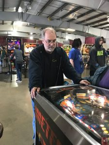 John Everson plays Meteor at Pinball at the Zoo