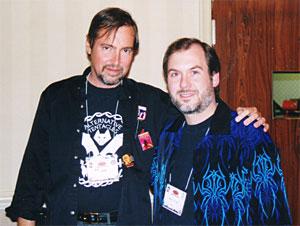 Edward Lee and John Everson