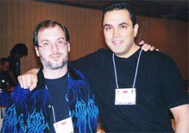John Everson and Michael Laimo