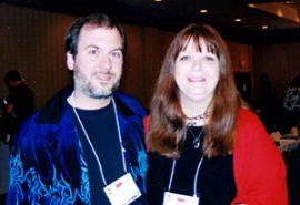 John Everson and Karen Taylor