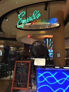 Emeril's, Las Vegas