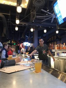Bar at Beerhaus, Las Vegas