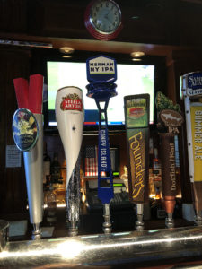 Twins Irish Pub - taps